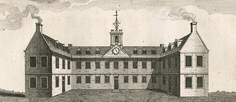The Birmingham Parish Workhouse, 1730–1840